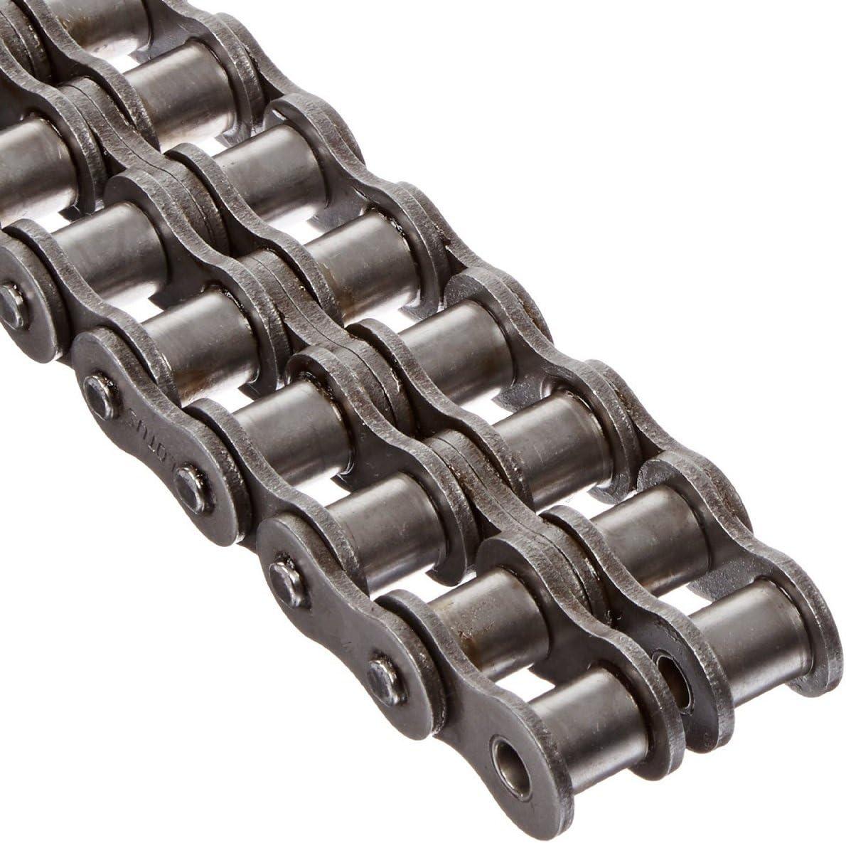 #120 ANSI No. 1-1//2 Pitch 22 Teeth Split Taper Design Single Strand Tsubaki 120R22 Roller Chain Sprocket R Bushing Required