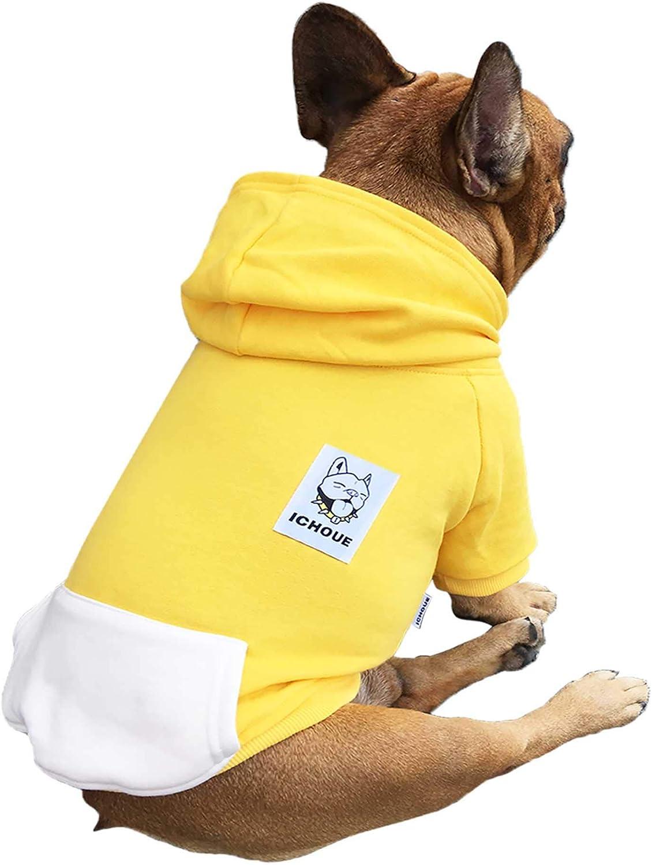 Men/'s Watercolor American Bulldog White Raglan Hoodie Puppy Pet Animal Dog B829