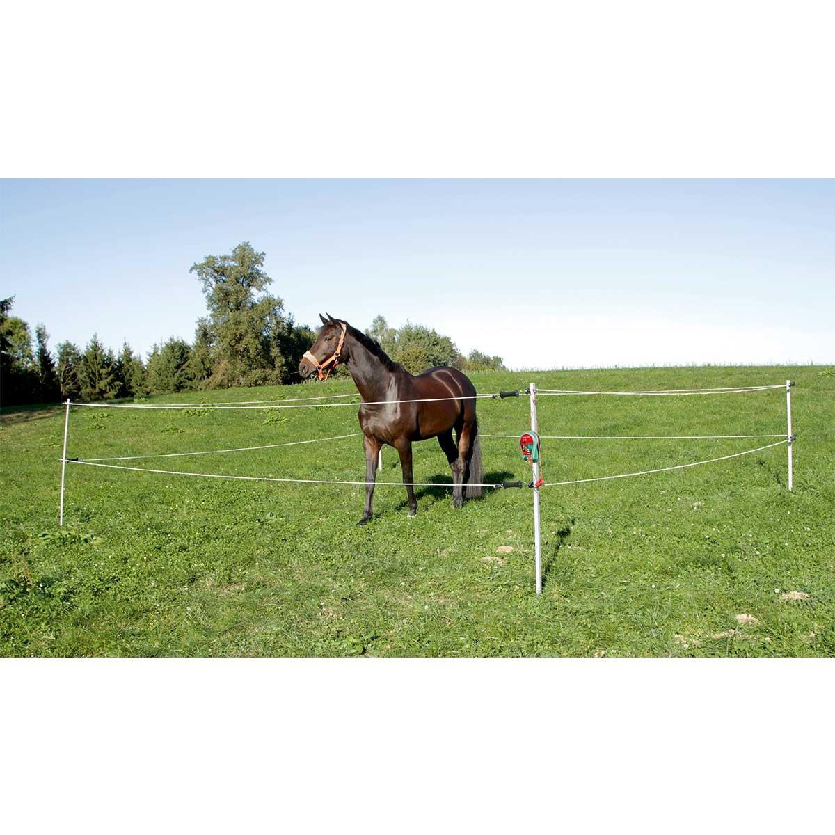 Ako Turnier/Paddock Set 7 x 7 m ohne Gerät