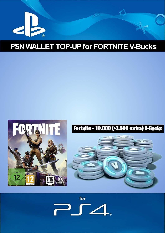 Psn Credit For Fortnite 2500 V Bucks 300 Extra V Bucks