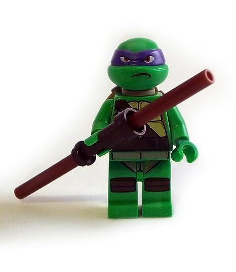Lego Teenage Mutant Ninja Turtles Donatello Minifigure