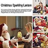 JEDAWN Christma Lantern, Christmas Lanterns