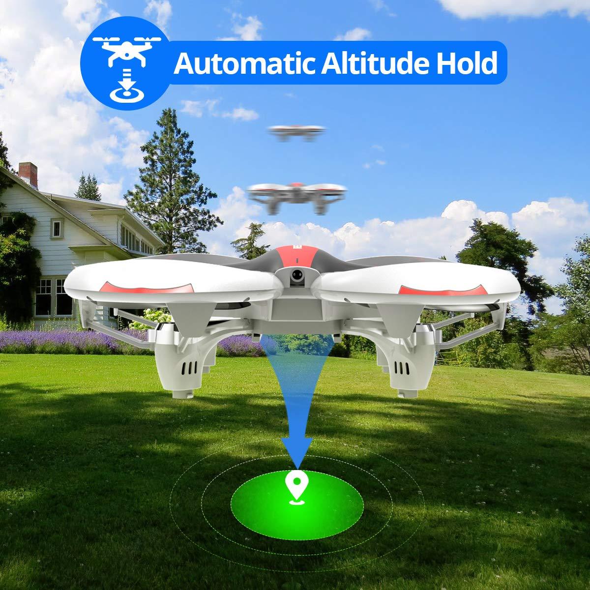 Redpawz LED Drone para Niños, Drone Interactivo Infrarrojo sin ...