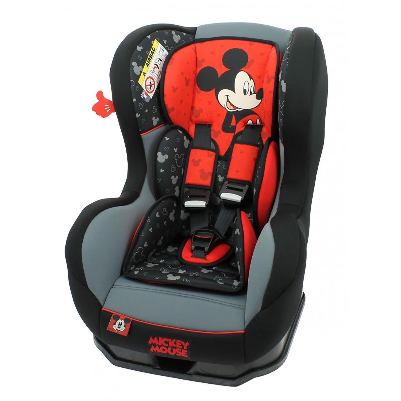 von 0/bis 18/kg Gruppe 0/+//1/ mycarsit Autositz Disney Motiv Cars
