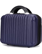 Genda 2Archer Hard Shell Cosmetic Carrying Case Small Hardshell Travel Hand Luggage