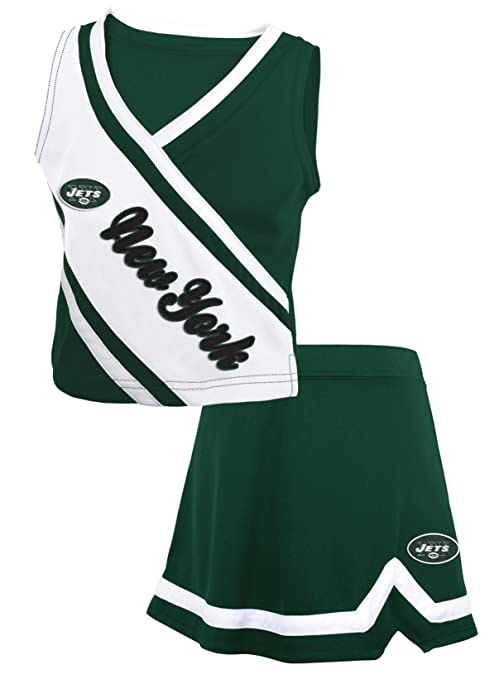 ebbb101db Image Unavailable. Image not available for. Color  Outerstuff New York Jets NFL  Toddler Girls ...