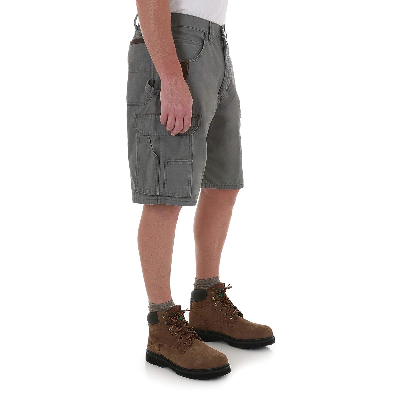 Wrangler Riggs Workwear Mens Big /& Tall Ripstop Ranger Short