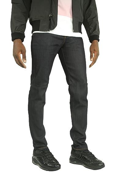 Amazon.com: Neo Azul Vaquero Skinny Jeans de hombre, 32 ...