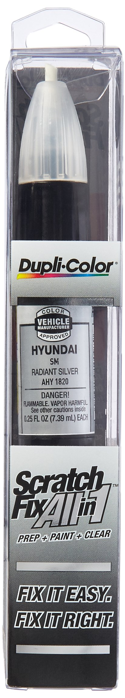 Dupli-Color EAHY18200 Radiant Silver Single Scratch Fix