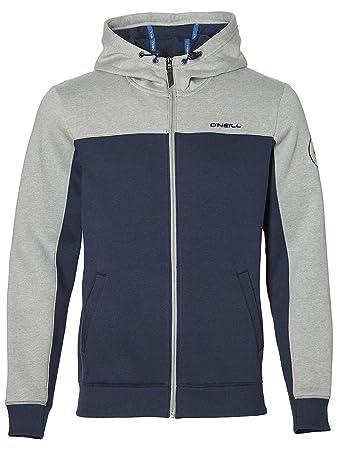 d52f65b18f51 O Neill Herren Block Zip Hoodie Sweatshirts  Amazon.de  Sport   Freizeit