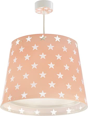 Led Lampe Kinderzimmer Decke Pendelleuchte Sterne 81212s Warmweiß 1050lm Mädchen