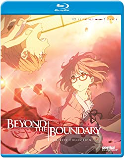 Amazon com: Beyond the Boundary Collector's Edition [Blu-ray