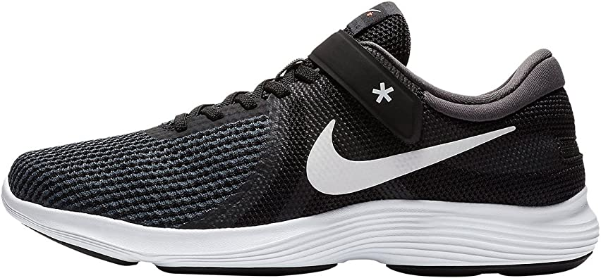 Nike Revolution 4 Flyease, Zapatillas de Running para Hombre, Multicolor (Black/White-Anthraci 001), 47.5 EU: Amazon.es: Zapatos y complementos