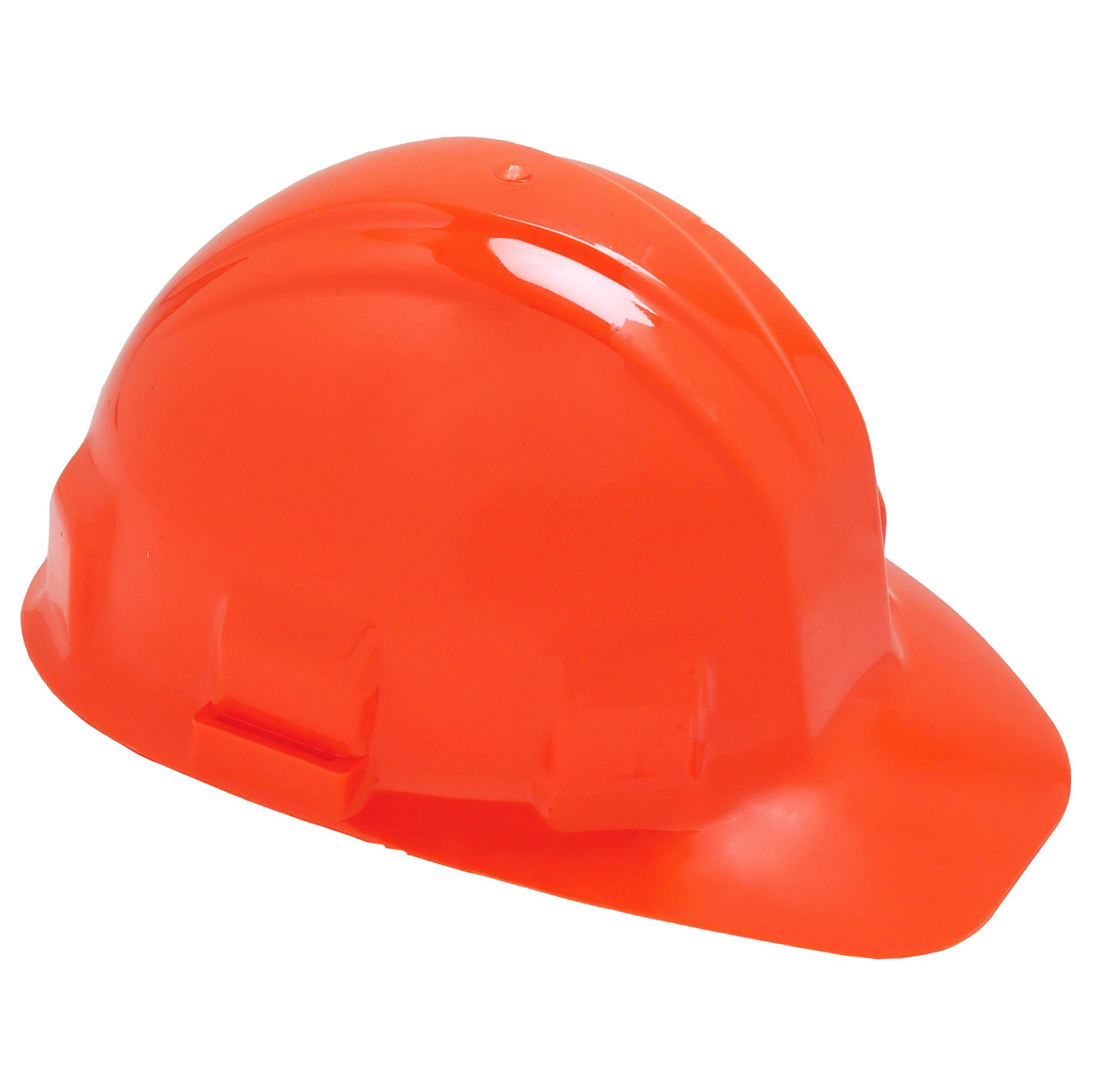 Jackson Safety Sentry III Hard Hat (14423), 6-Point Ratchet Suspension, Low Profile Safety Cap, Hi-VIZ Orange, 12 / Case