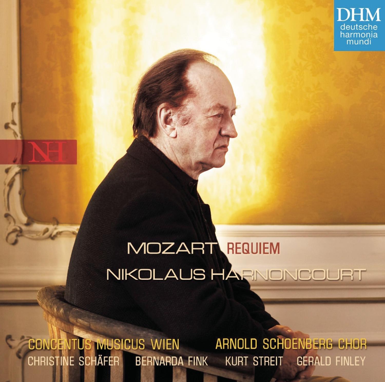 Mozart: Requiem in D Minor, K. 626 [Hybrid SACD with CD-ROM track of Mozart's Original Manuscript] by Harmonia Mundi