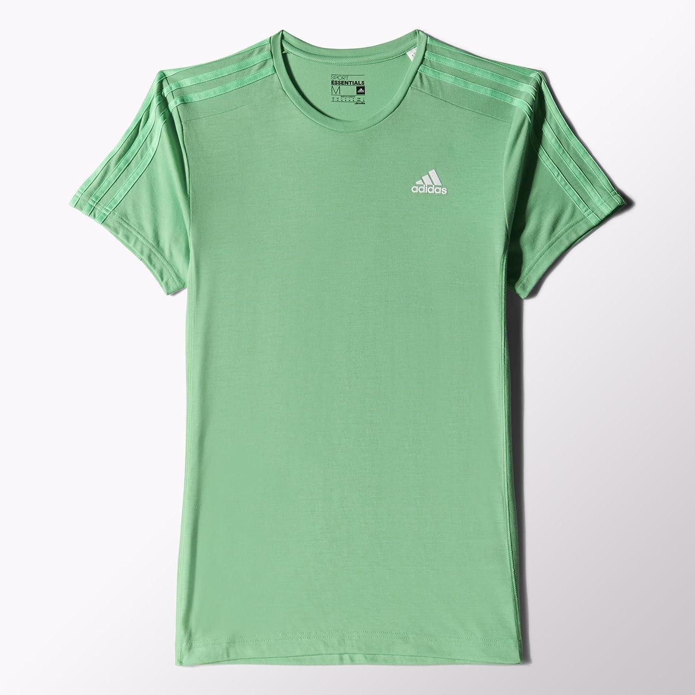 Adidas Essentials 3S Camiseta, Hombre: adidas: Amazon.es: Deportes y aire libre