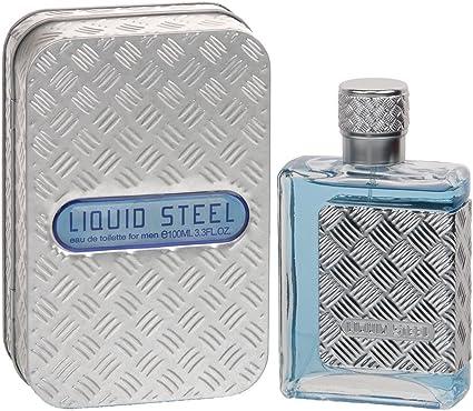Liquid Steel Linn Young 100ml Eau De