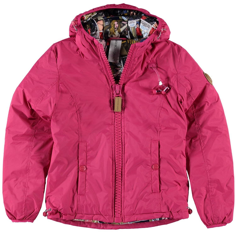 80DBORIGINAL Fille manteaux d?hiver - 152