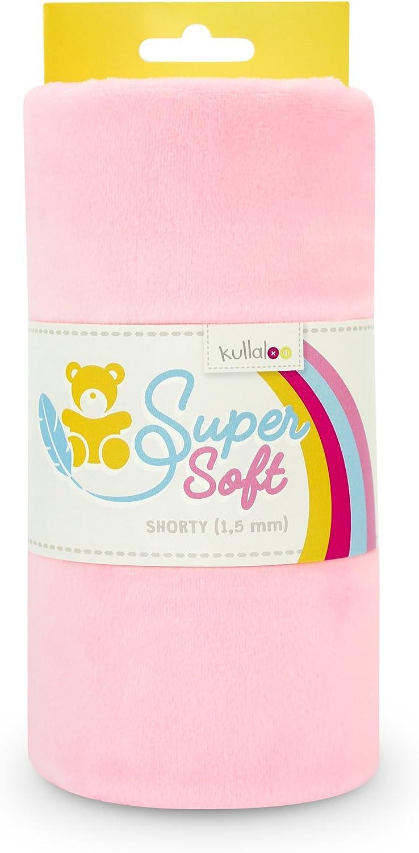 Petrol 100 x 75 cm Minky kullaloo SB-Pack Plush Fabric