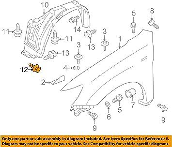 Genuine GM 20993998 Radiator Air Deflector Package