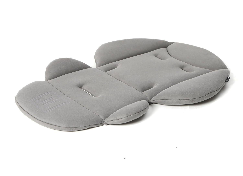 JETTE, Rivestimento in schiuma memory per passeggino/seggiolino da auto, Arancione (Orange) Horn Vertriebs GmbH JET13-500-PAD08