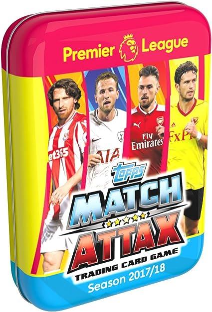 Match Attax 7 X Trabajo Lote 1