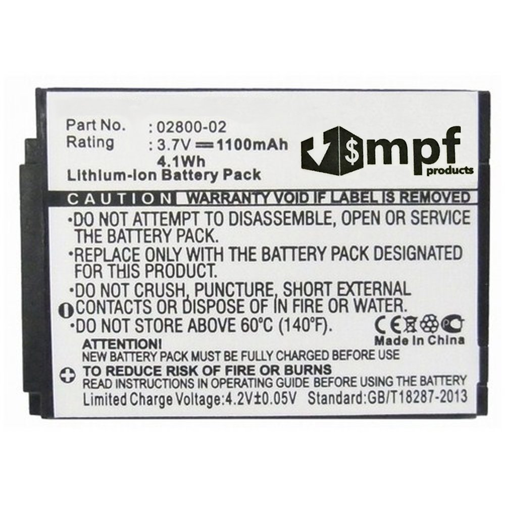 3.7V 02800-02 Battery Summer Baby Monitor 02805 28030 28034 28035 02040 02044