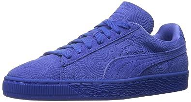 PUMA Women s Suede Classic + Colored WN s-w Style Sneaker 7c2587340