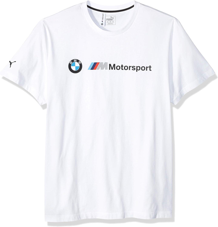 PUMA T-Shirt BMW Motorsport pour Homme: Amazon.