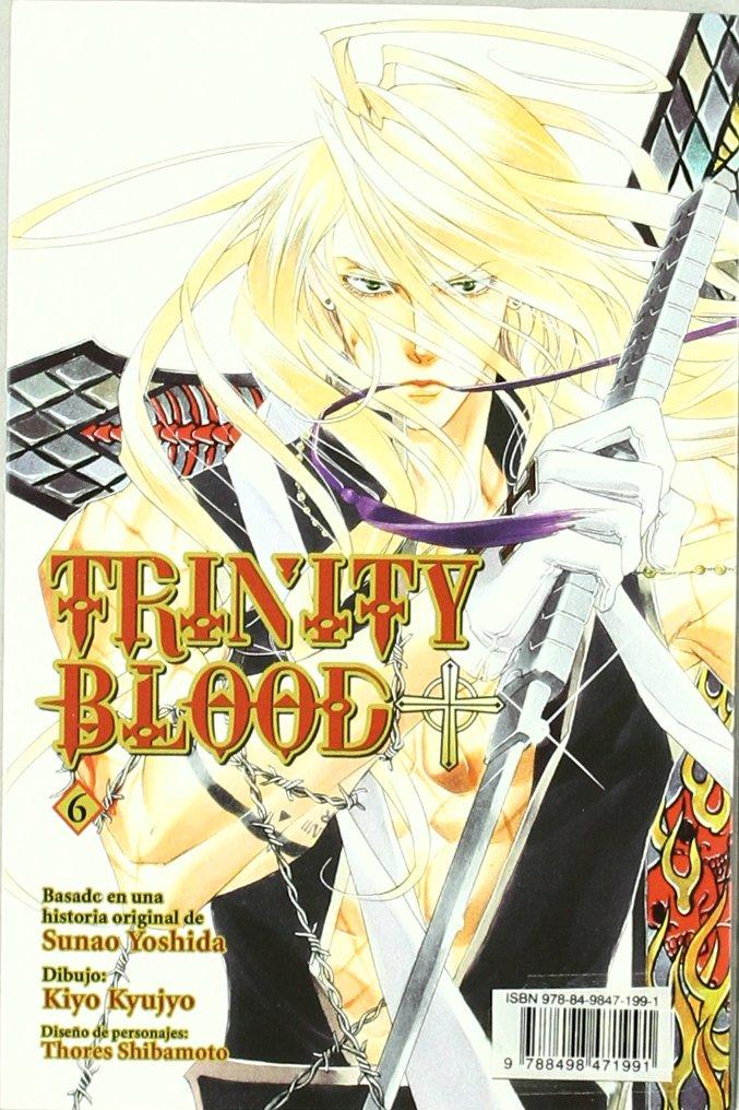Download Trinity Blood 6 (Spanish Edition) PDF