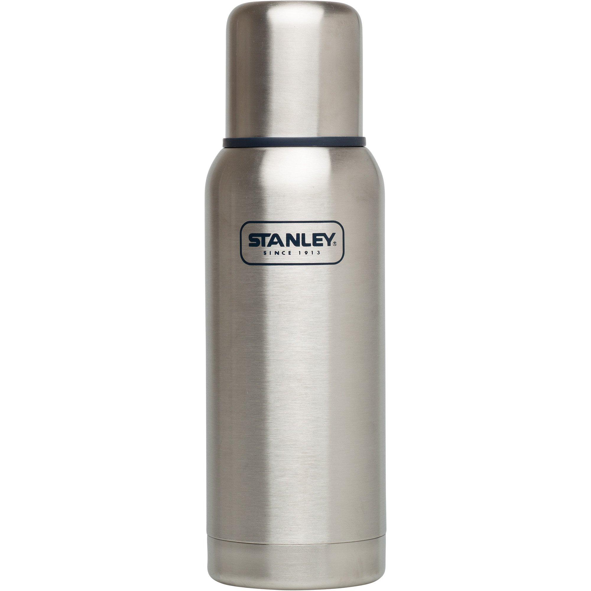 Stanley Adventure Vacuum Bottle, Stainless Steel, 25 oz