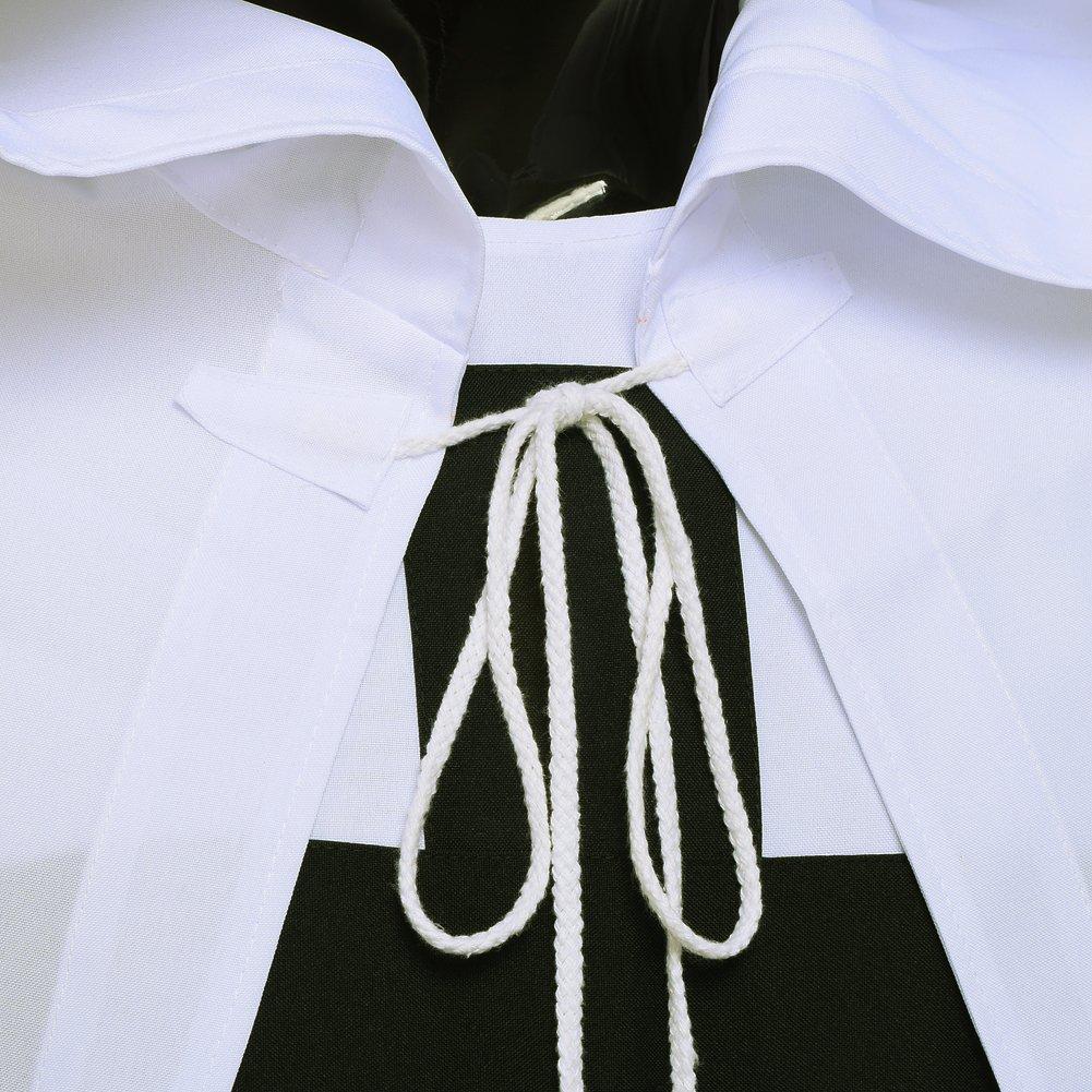 Amazon.com: blessume Blanco Medieval Crusader Knight manto ...
