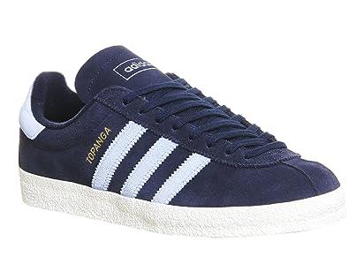 adidas Topanga Homme Baskets Mode Bleu: : Chaussures et Sacs