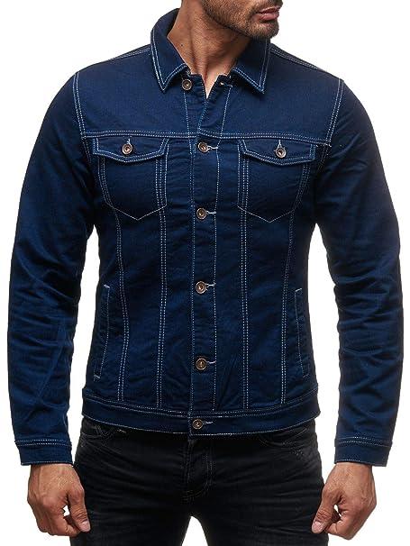 brand new 67c8a 70713 ArizonaShopping - Jacken Giacca da jeans da uomo Camicia di ...