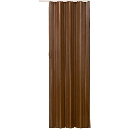TecTake PVC internal plastic folding door washable dimensions 80 x ...