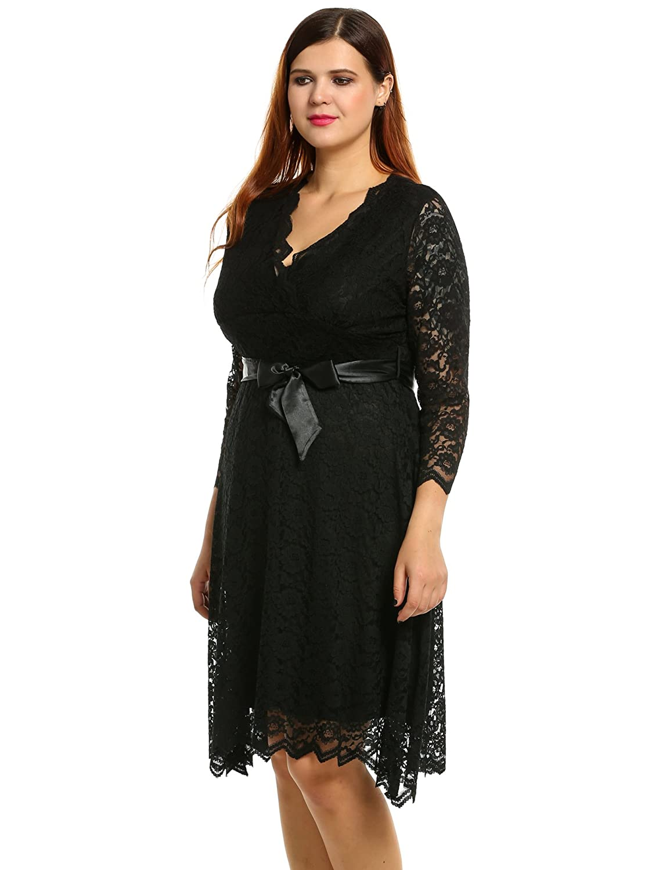 Discount Plus Size Semi Formal Dresses