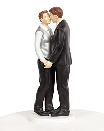 Wedding Collectibles Romance Gay Cake Topper