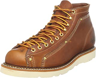 product image for Thorogood Men's American Heritage Lace-To-Toe Roofer Boots