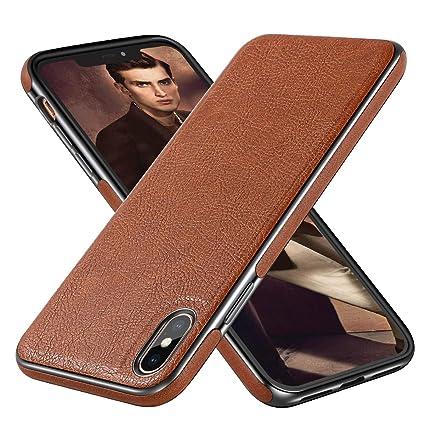 Amazon.com: DIACLARA - Funda de piel para iPhone Xs Max ...