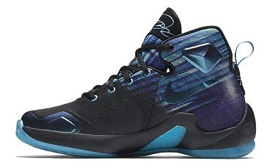 lebron purple shoes. nike 808709-003 lebron xiii blue purple youth basketball shoes (6) lebron
