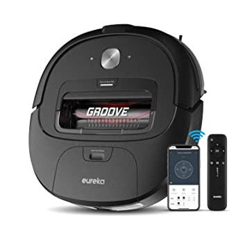 Eureka Groove Robot Vacuum Cleaner