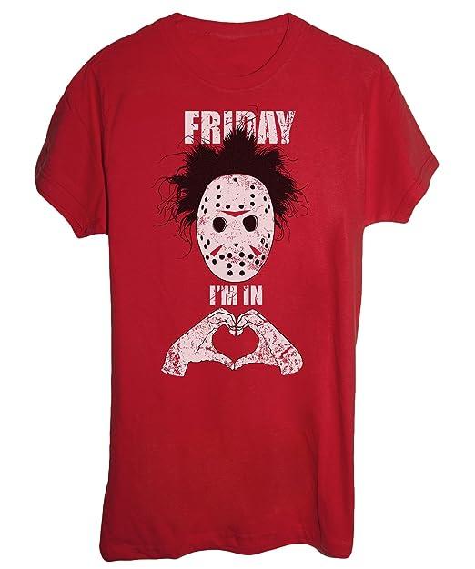 be03312a2 T-Shirt Venerdì 13