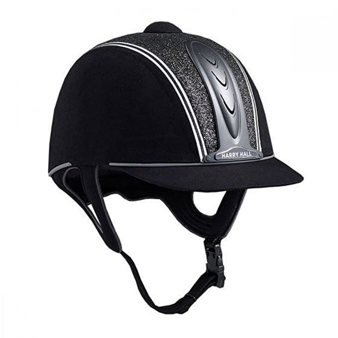 Harry Hall Casco de Equitación Modelo Legend Cosmos Infantil: Amazon.es: Ropa y accesorios
