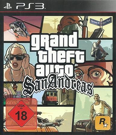 Grand Theft Auto: San Andreas (Software Pyramide) [SONY PlayStation 3 / Deutschland] [Importación inglesa]: Amazon.es: Videojuegos