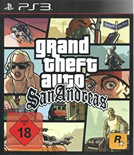 Grand Theft Auto: San Andreas: Amazon.es: Videojuegos
