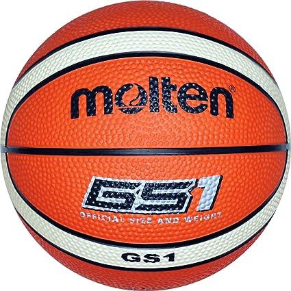 MOLTEN balón de Baloncesto: Amazon.es: Deportes y aire libre