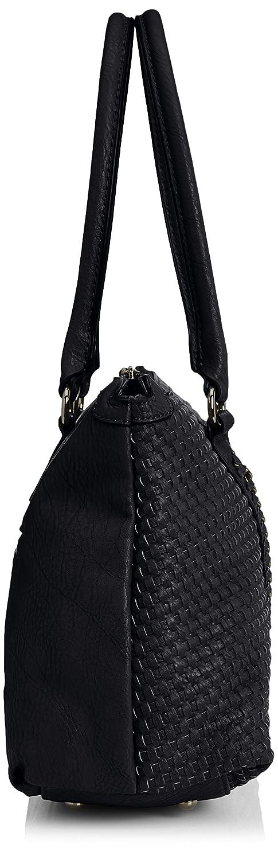 85c3d7eb0613 Bulaggi Womens Vondie shopper Tote Black  Amazon.co.uk  Shoes   Bags