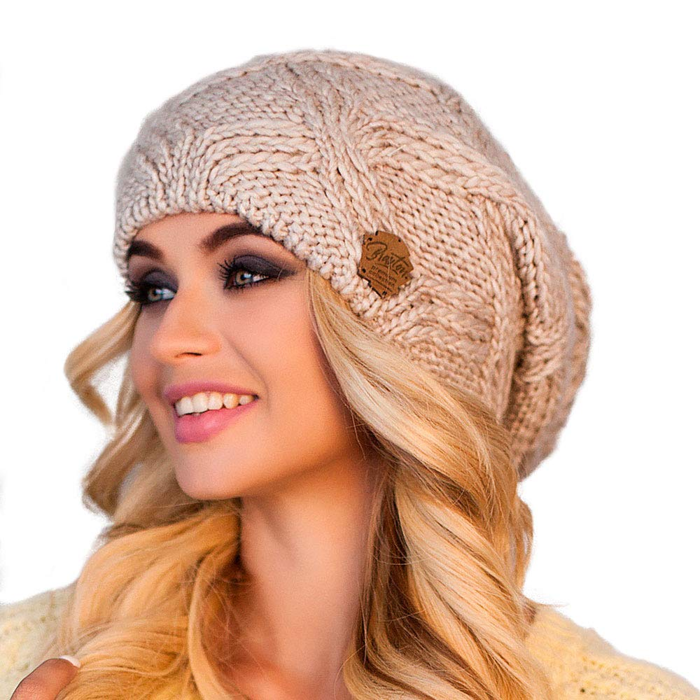 Braxton Hats, 4366 Light Coffee, One size fits for all (56 - 59 sm)
