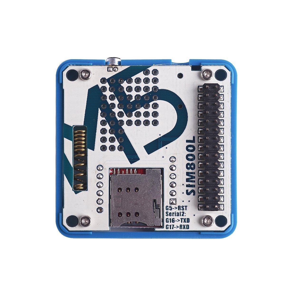 WINGONEER M5Stack ESP32 Placa de desarrollo GSM / GPRS Mó...