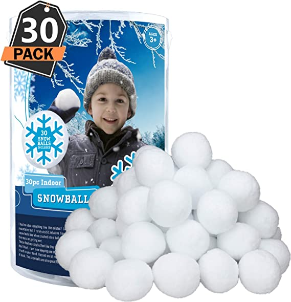 Shop LC Delivering Joy Indoor Outdoor Snowball Fight Set of 2 Inflatable Shields 6 Safe Soft Snowballs Camping Hiking Recreation